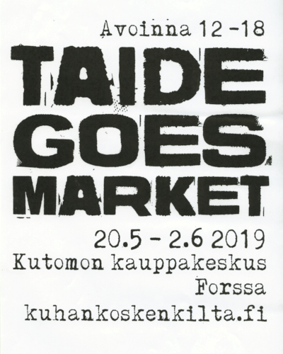 Taide Goes Market 2019